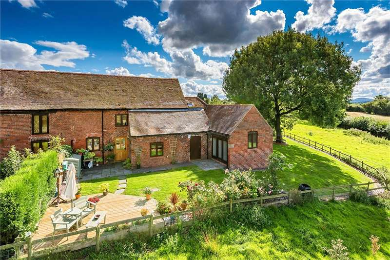 4 Bedrooms Barn Conversion Character Property for sale in Abbey Barn, Lodge Road, Telford, Shropshire, TF2