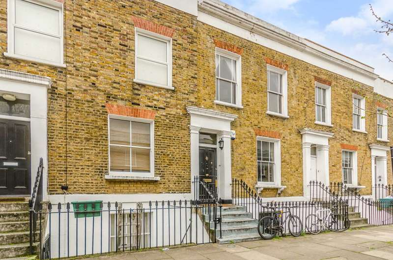 3 Bedrooms House for sale in Mitchison Road, East Canonbury, N1