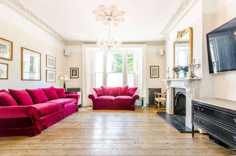 4 Bedrooms Semi Detached House for rent in Junction Road, Tufnell Park, N19