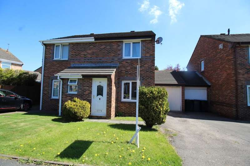 2 Bedrooms Semi Detached House for sale in Auckland, Chester Le Street, DH2
