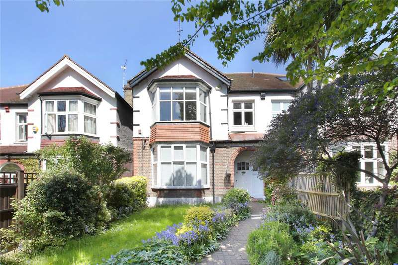 2 Bedrooms Flat for sale in Nightingale Lane, Clapham South, London, SW12