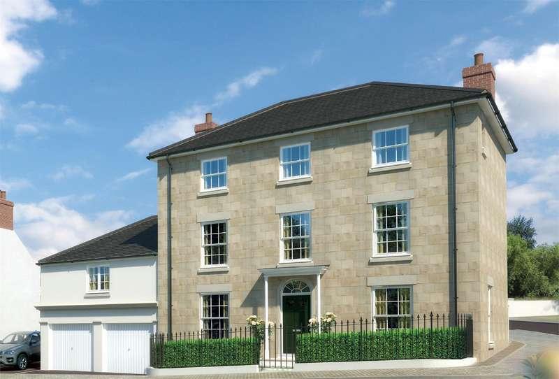5 Bedrooms Detached House for sale in Kingston Farm, Bradford on Avon, BA15