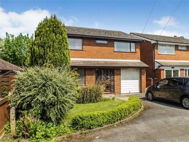 4 Bedrooms Detached House for sale in Manchester Road, Woolston, Warrington, Cheshire