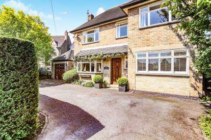 3 Bedrooms Detached House for sale in Shepherds Close, Loughborough, Leicestershire