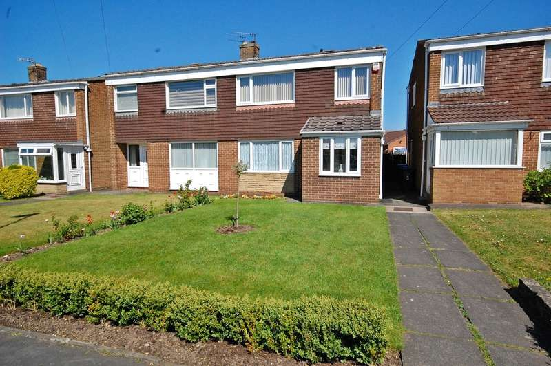 3 Bedrooms Semi Detached House for sale in The Close, Belmont, Durham