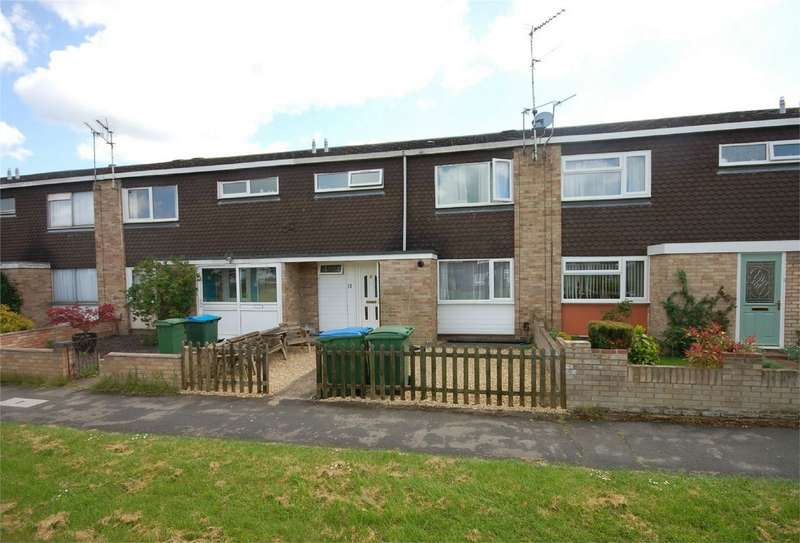 3 Bedrooms Terraced House for sale in Masons Court, Aylesbury, Buckinghamshire