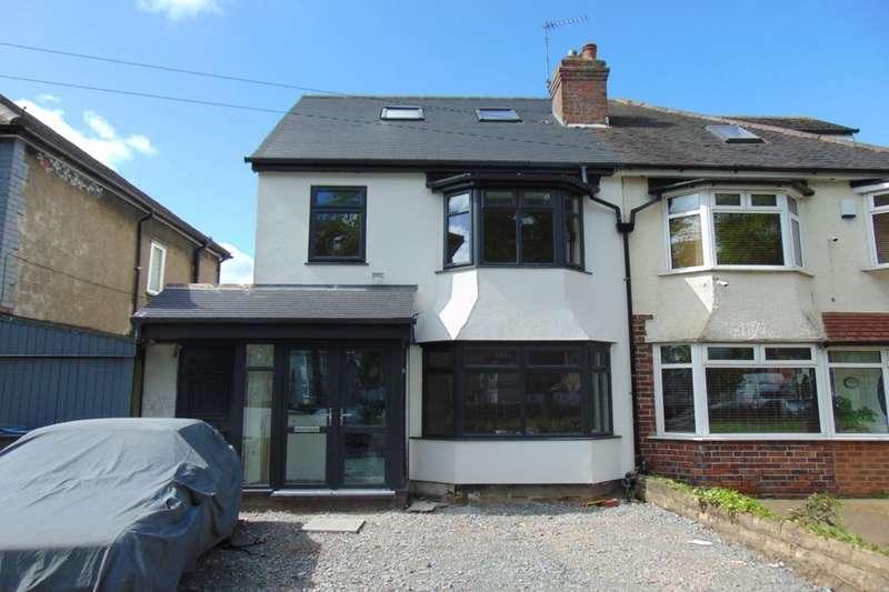 5 Bedrooms Semi Detached House for sale in Bromford Lane, Washwood Heath, Birmingham, B8