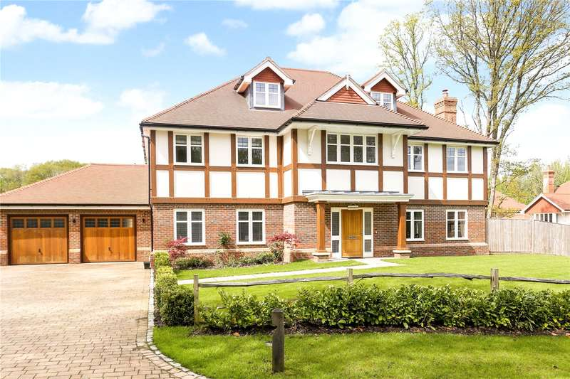 6 Bedrooms Detached House for sale in Fern Mead, Cranleigh, Surrey, GU6
