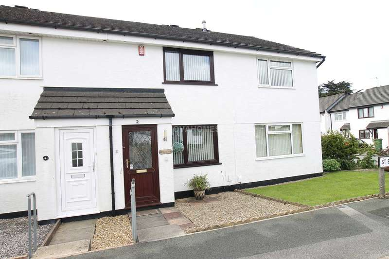 2 Bedrooms Terraced House for sale in St Boniface Close, Beacon Park, PL2 3QN