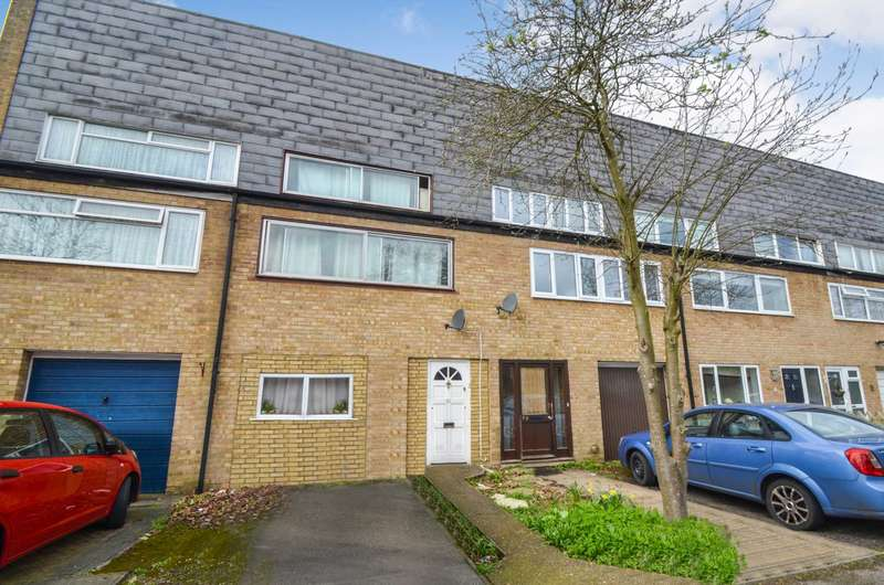 4 Bedrooms Terraced House for sale in Stantonbury