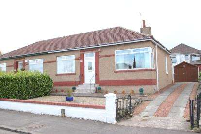 2 Bedrooms Bungalow for sale in Moray Drive, Clarkston