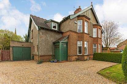 4 Bedrooms Semi Detached House for sale in Glebe Street, Renfrew
