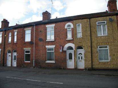 2 Bedrooms Terraced House for sale in Henry Street, Crewe, Cheshire