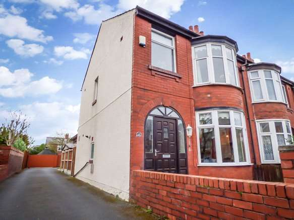 3 Bedrooms Link Detached House for sale in Kimberley Avenue, South Shore, Blackpool