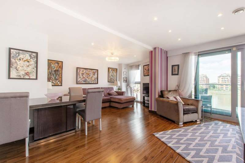 1 Bedroom Flat for sale in Vicentia Court, Battersea, SW11