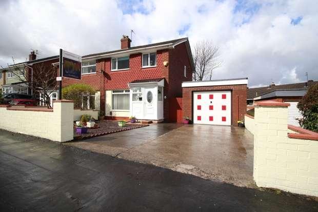 3 Bedrooms Semi Detached House for sale in Denbydale Way, Oldham, Lancashire, OL2 5TJ