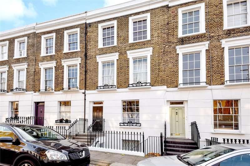 3 Bedrooms Flat for sale in Huntingdon Street, London, N1