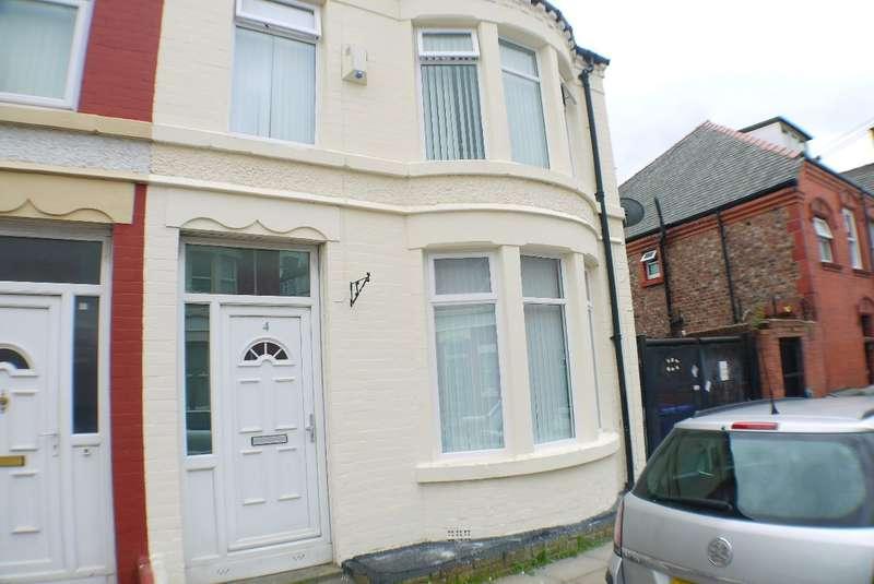 3 Bedrooms Terraced House for sale in Eastdale Road, Liverpool, L15 4HW
