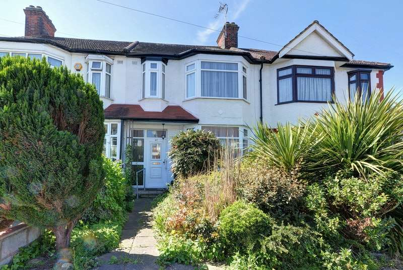 3 Bedrooms Terraced House for sale in Ulster Gardens, London, London, N13
