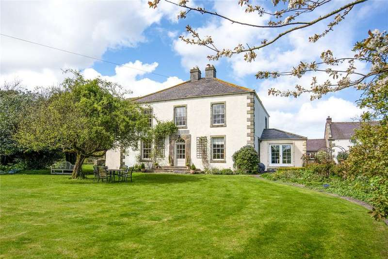 5 Bedrooms Detached House for sale in Western House, Main Street, Lowick, Berwick Upon Tweed, Northumberland