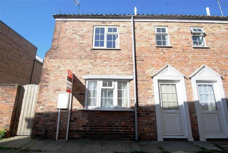 2 Bedrooms Semi Detached House for sale in Mews Cottages, Mastin Court, Boston