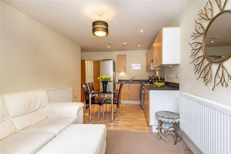 1 Bedroom Flat for sale in Nexus Court, Malvern Road, London, NW6