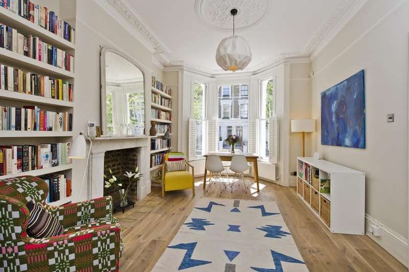 3 Bedrooms Flat for sale in Chesterton Road, London, W10