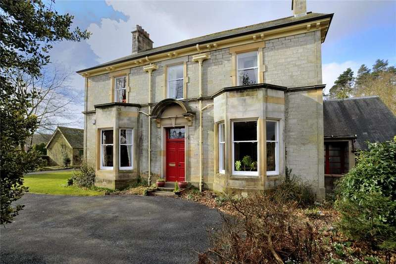 7 Bedrooms Detached House for sale in Holmhead, 50 North Hermitage Street, Newcastleton, Scottish Borders