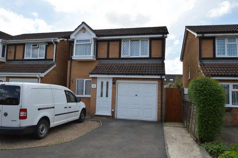 3 Bedrooms Detached House for sale in Maplin Park, Langley, SL3