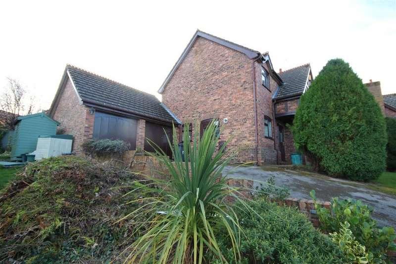 4 Bedrooms House for sale in Y Bryn, Glan Conwy, Colwyn Bay