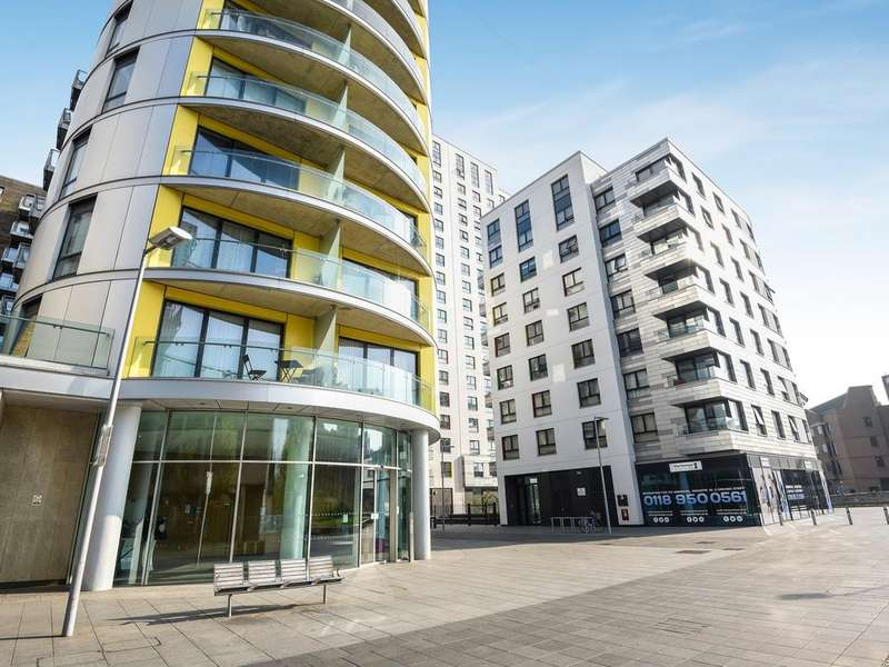 1 Bedroom Apartment Flat for sale in Hayward, Chatham Place, Reading, RG1