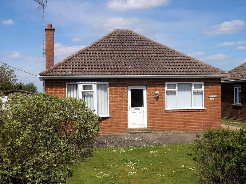 3 Bedrooms Detached Bungalow for sale in Leverington Common, Wisbech