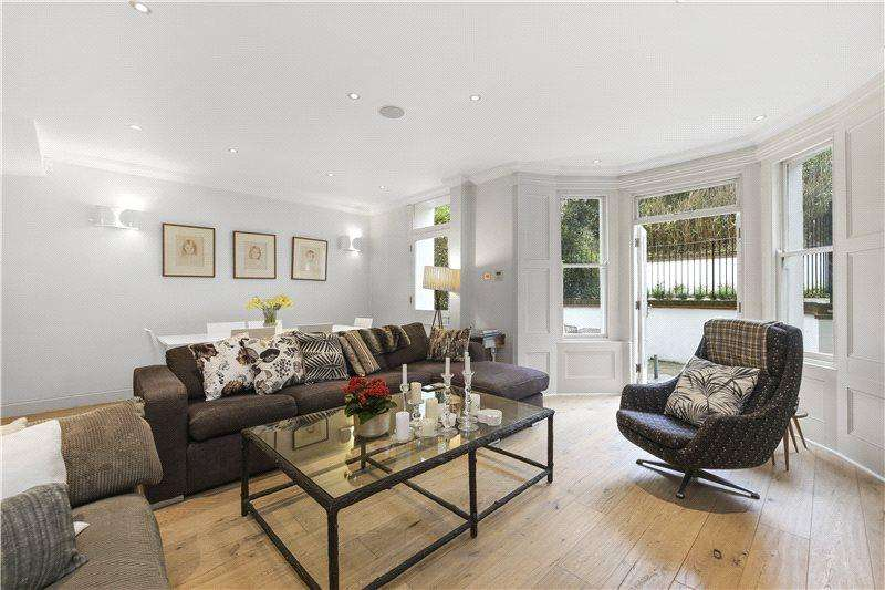 5 Bedrooms Terraced House for sale in Sinclair Road, Brook Green, London, W14