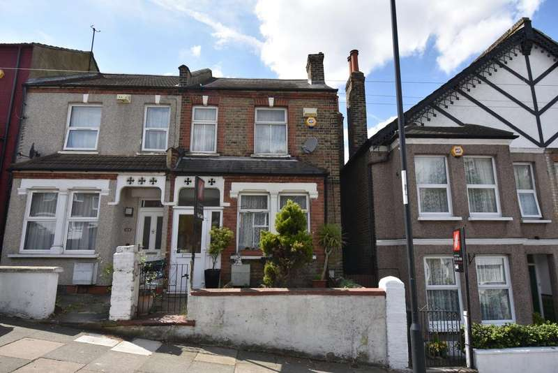 2 Bedrooms End Of Terrace House for sale in Purrett Road London SE18