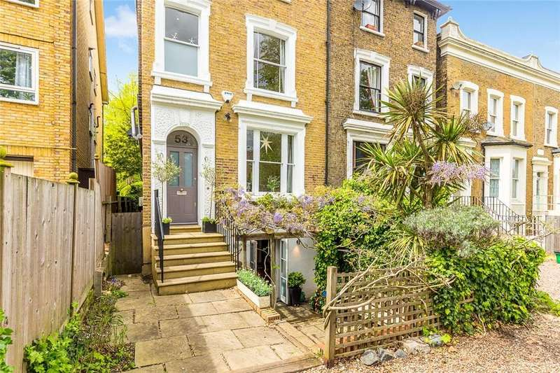 5 Bedrooms Semi Detached House for sale in Devonshire Road, Forest Hill, London, SE23
