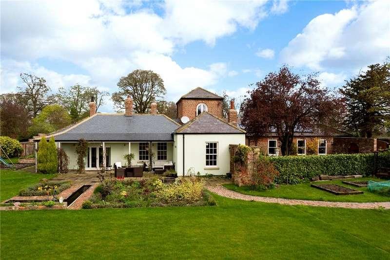 5 Bedrooms Detached House for sale in Moreby, Stillingfleet, York, YO19