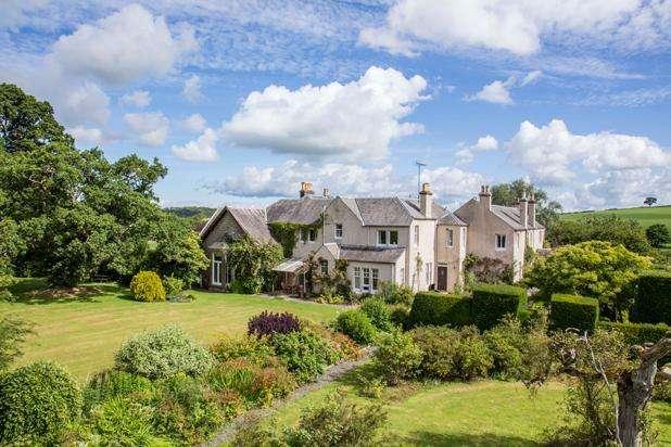8 Bedrooms Detached House for sale in Ladyburn House, Kilkerran, Maybole, Ayrshire