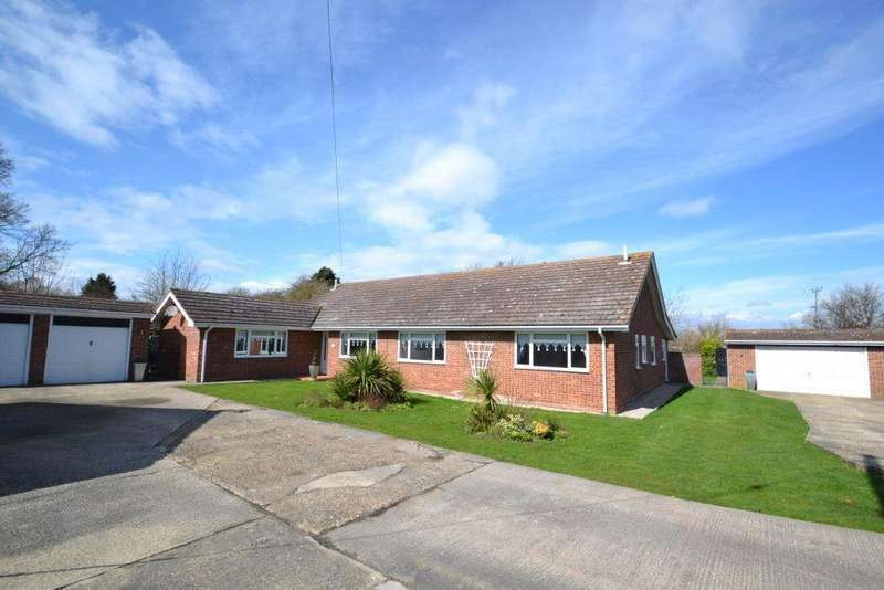6 Bedrooms Detached Bungalow for sale in Alpha Road, St Osyth, Clacton-on-Sea, Essex CO16