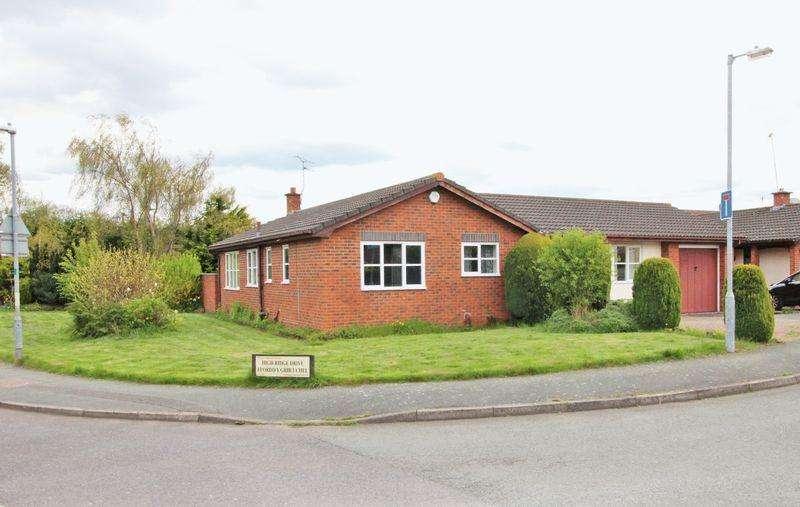3 Bedrooms Bungalow for sale in Bersham Road, Wrexham