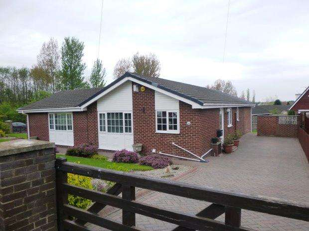 3 Bedrooms Detached Bungalow for sale in MAYFIELD ROAD, SOUTH HYLTON, SUNDERLAND SOUTH