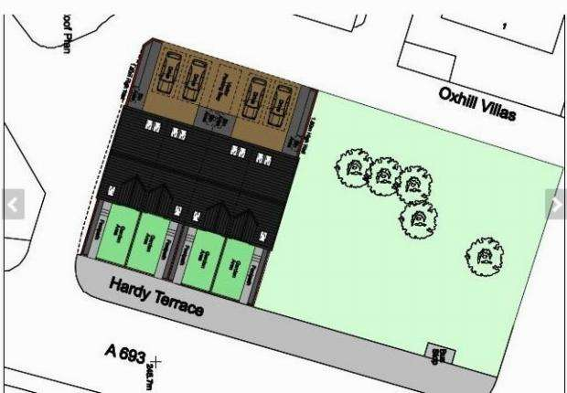 Land Commercial for sale in Hardy Terrace New Kyo Stanley