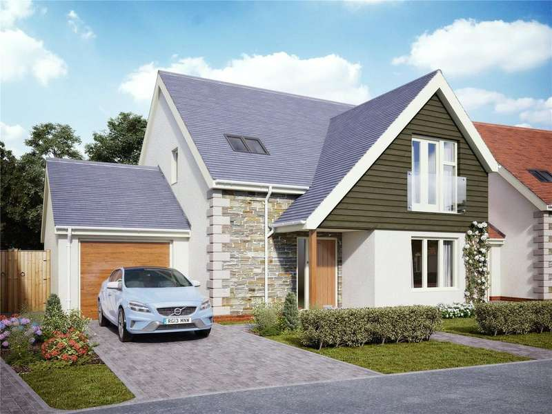 4 Bedrooms Detached House for sale in Fairway Gardens, Sparkwell, Devon, PL7