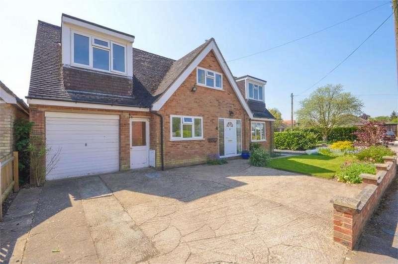 4 Bedrooms Detached House for sale in 1 Cranmore Close, Elsenham