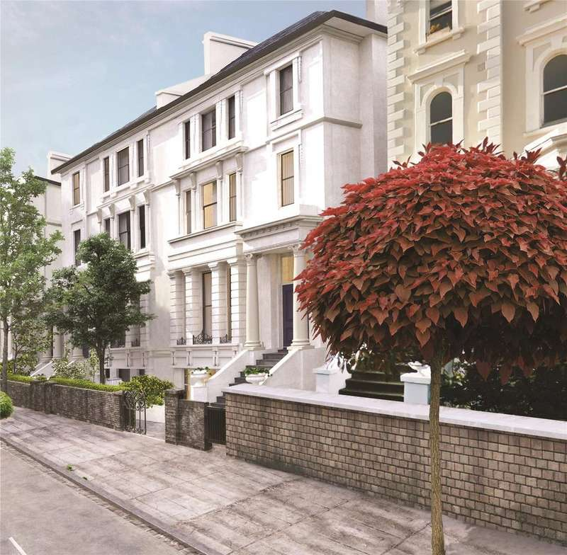 2 Bedrooms Flat for sale in Greville Road, St Johns Wood, London, NW6
