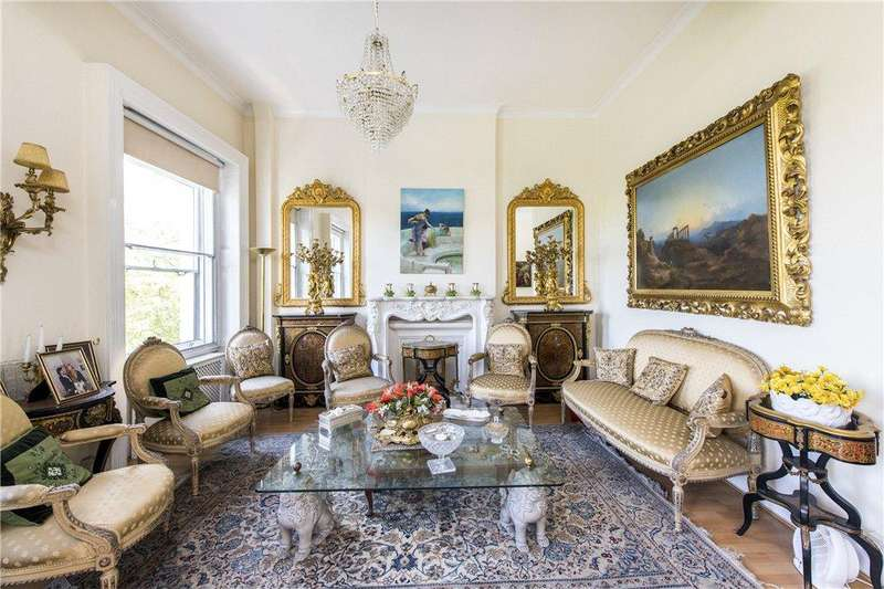 1 Bedroom Apartment Flat for sale in Hyde Park Gardens, London