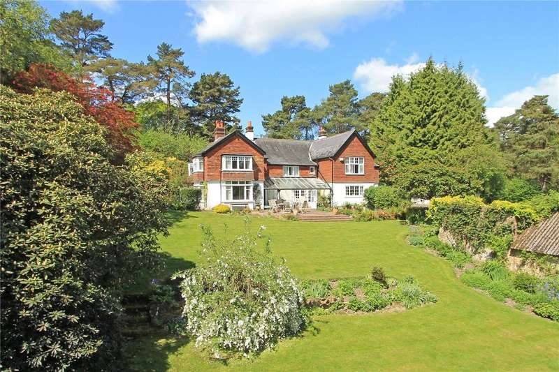 6 Bedrooms Detached House for sale in Brasted Chart, Westerham, Kent, TN16