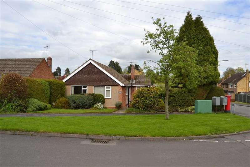 3 Bedrooms Detached Bungalow for sale in Northleigh Grove, Market Harborough, Market Harborough