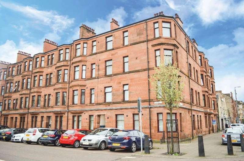 1 Bedroom Flat for sale in Govanhill Street, Flat 3/1, Govanhill, Glasgow, G42 7JZ