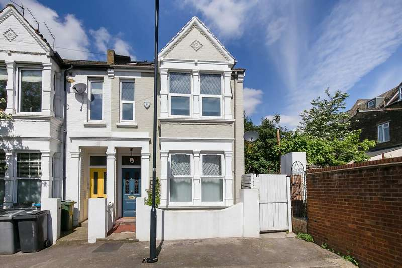 4 Bedrooms End Of Terrace House for sale in Minet Gardens, Harlesden
