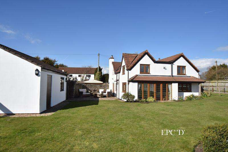 4 Bedrooms Cottage House for sale in WHITFIELD, NR THORNBURY